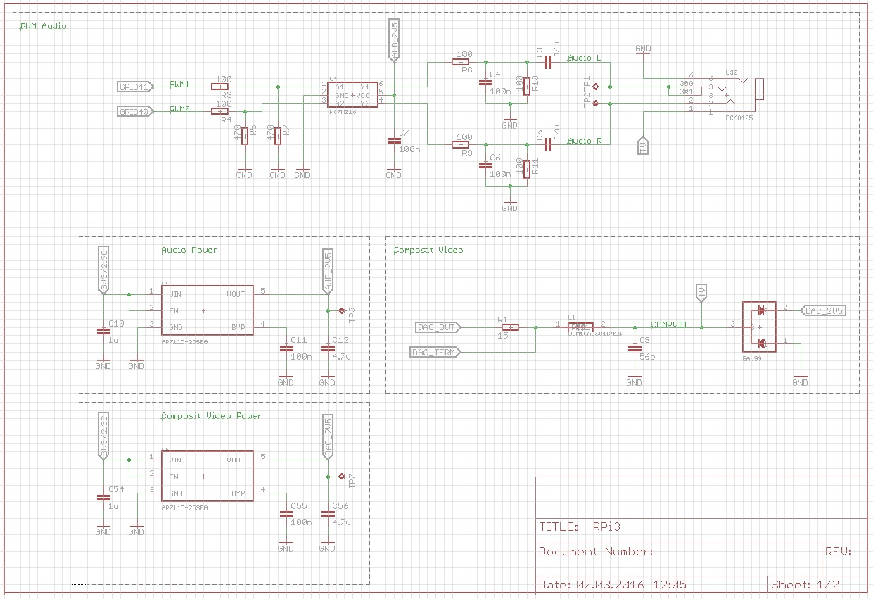 Schematics of Raspberry Pi 3 Model B - Raspberry Pi Forums on